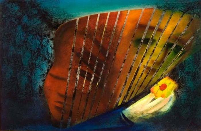 Orpheus. The Harp of Love, 1981 - Чарльз Блэкман