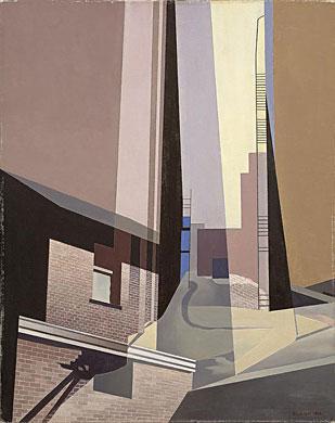 New England Irrelevancies, 1953 - Charles Sheeler