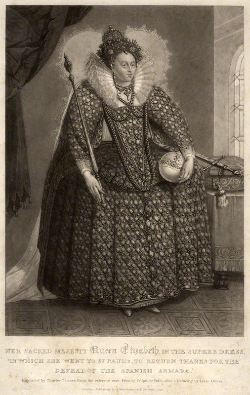 queen elizabeth i thesis Queen elizabeth's speech invigorated the troops and ensured her faith in them  and her capability as a leader through the use of repetition, juxtaposition,.