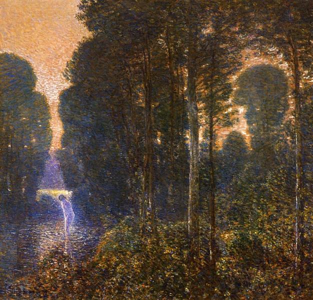 Dawn, 1914 - Childe Hassam