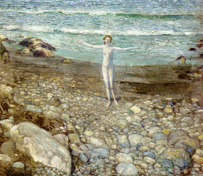 Incoming Tide, 1919 - Childe Hassam