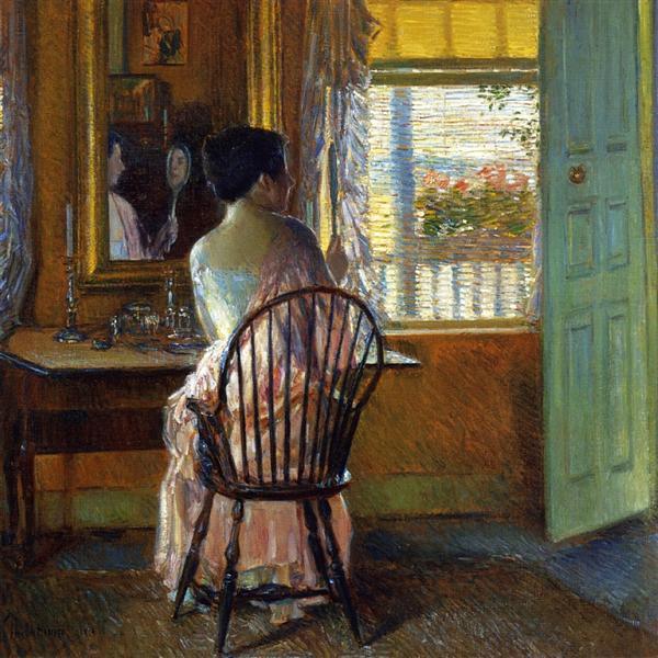 Morning Light, 1914 - Childe Hassam