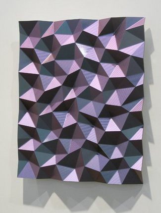 Hexagonal Perturbation #6, 2011 - Christian Eckart