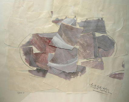 Space 1, 1980 - Christo Coetzee