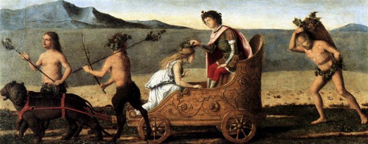 The Marriage of Bacchus and Ariadne, c.1505 - Cima da Conegliano