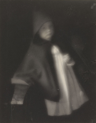 Portrait, 1905 - Clarence White