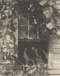 The Studio Window - Clarence White