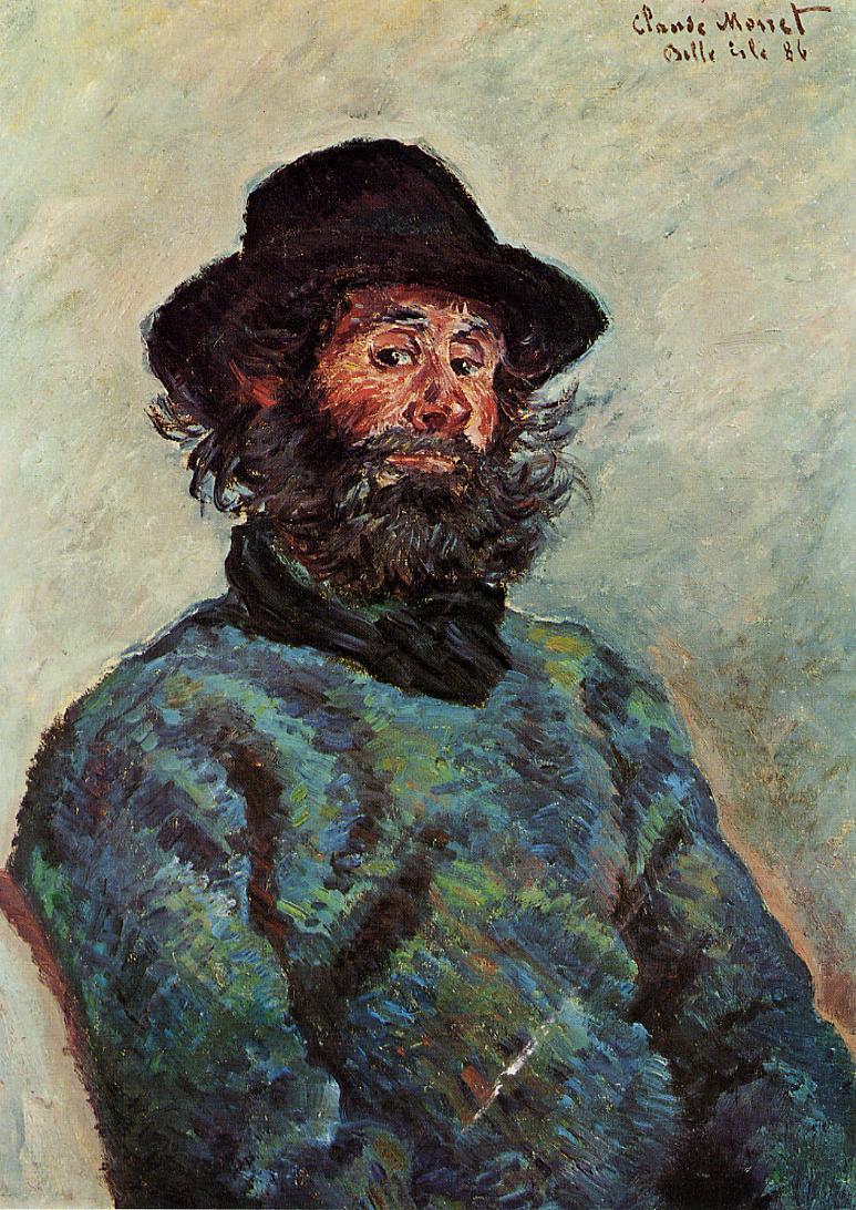 impressionist portraits monet - photo #25