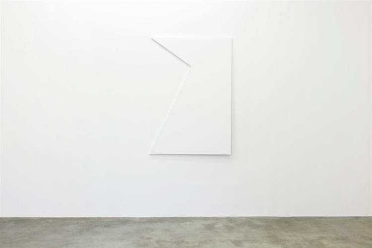 dé-finition/méthode #496: exposition-suicide 1 - Claude Rutault