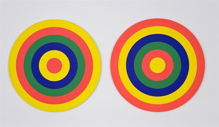 Double quatre-vingt-un, 1970 - Claude Tousignant