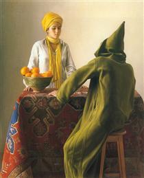 The fortune-teller - Клаудіо Браво
