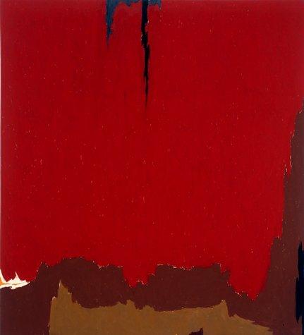 Untitled, 1954 - Clyfford Still