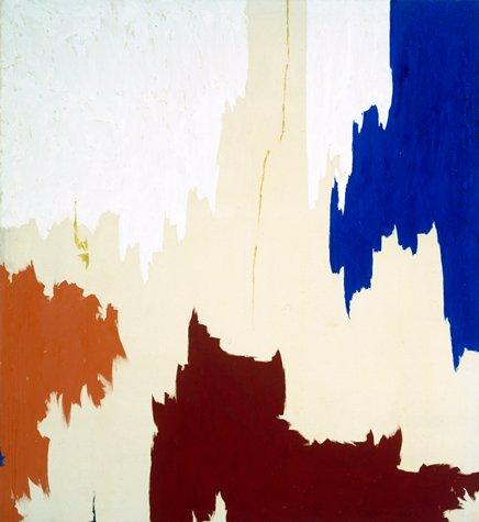 Untitled, 1959 - Clyfford Still
