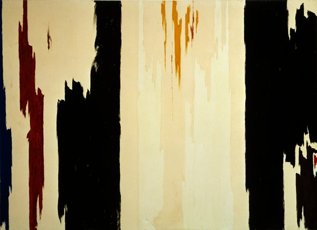 Untitled, 1960 - Clyfford Still
