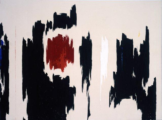 Untitled, 1962 - Clyfford Still