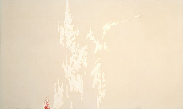 Untitled, 1971 - Clyfford Still