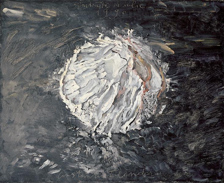 Relief (Flour), 1990 - Constantin Flondor