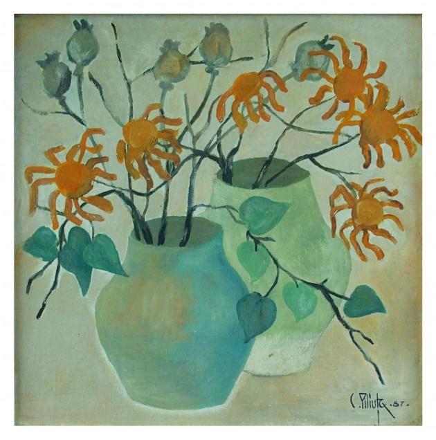 Field Flowers, 1987