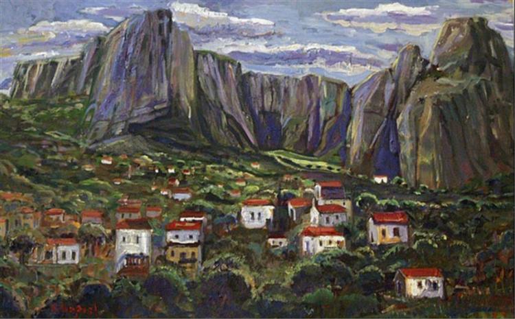 Landscape - Костас Ніархос