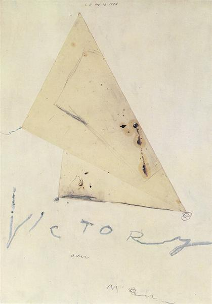 Victory, 1984 - Cy Twombly