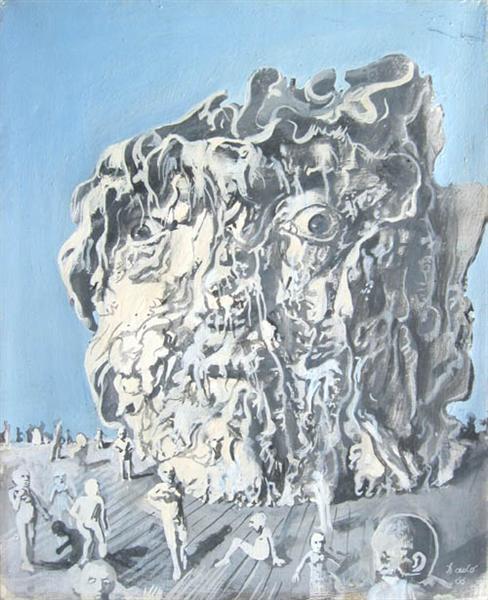 Untitled, 1966 - Dado
