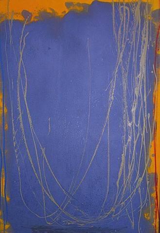 Crayola, 1982 - Dan Christensen