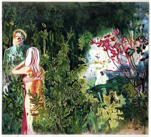 Untitled, 2003 - Daniel Richter