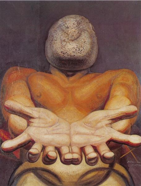 Our Present Image, 1947 - David Alfaro Siqueiros