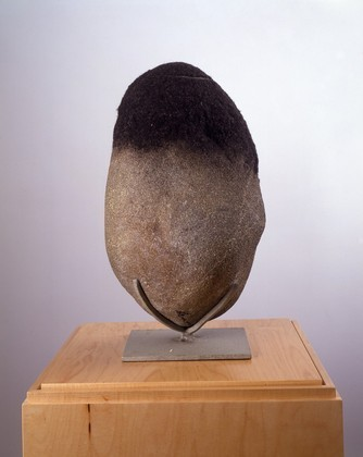 Untitled (Rock Head) - David Hammons