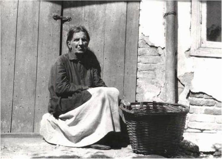 Mother, 1910 - David Kakabadze