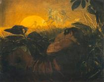 The Belated Peasant (from Milton's 'Paradise Lost') - Девід Ск�тт