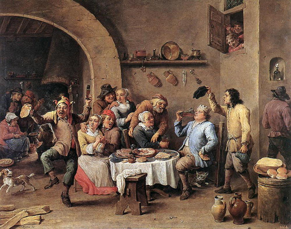 What Type Of Food Did The Pilgrims Eat On Thanksgiving
