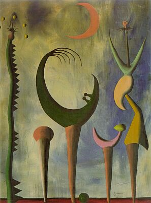 The Last Serenade, 1959 - Desmond Morris