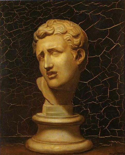 Classical Head - Rivera Diego