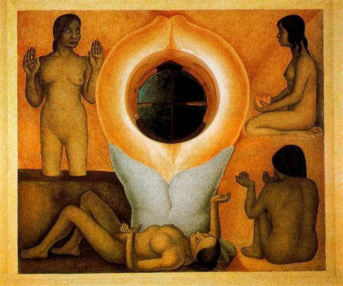 Maturation - Diego Rivera