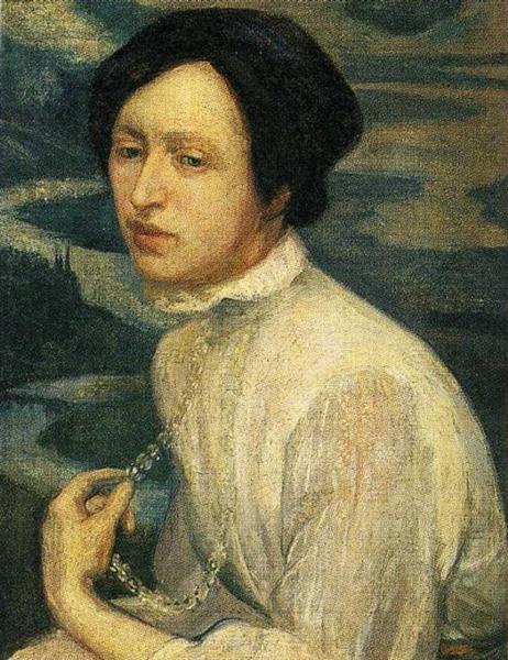 Portrait of Angelina Beloff, 1909 - Diego Rivera