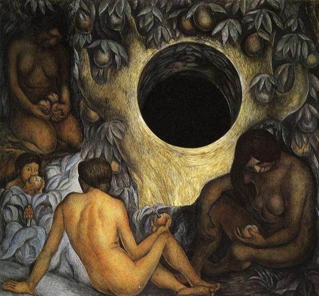 The Abundant Earth, 1926 - Diego Rivera