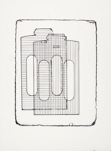 Hemdenstein, 1971 - Dieter Roth