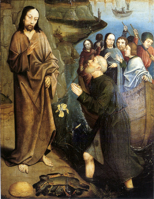 Third Appearance of Christ