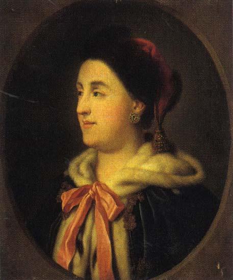 Catherine II, c.1785 - Dmitri Levitski