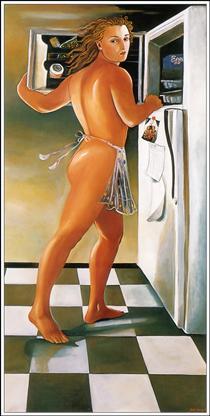 Goddess In The Freezer - Edith Vonnegut
