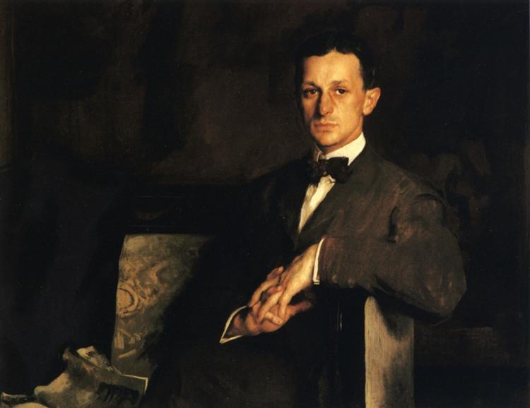 Dr. Harvey Cushing, 1908 - Едмунд Чарльз Тарбелл