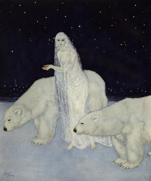 Dreamer of Dreams by the Queen of Romania - Edmund Dulac