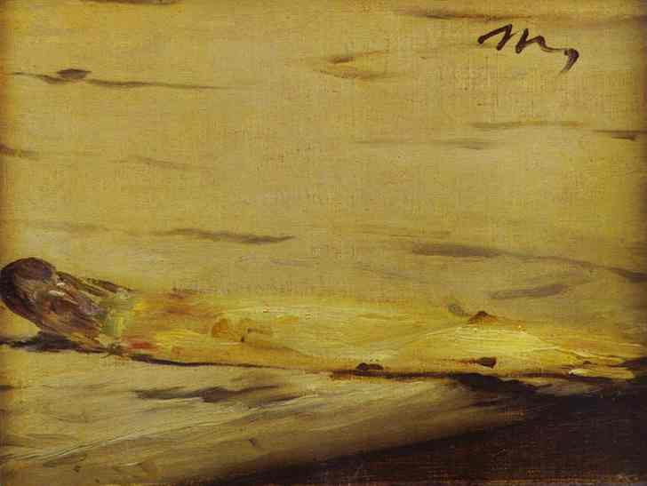 Asparagus, 1880 - Edouard Manet