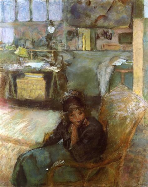 The Studio, 1912 - Edouard Vuillard