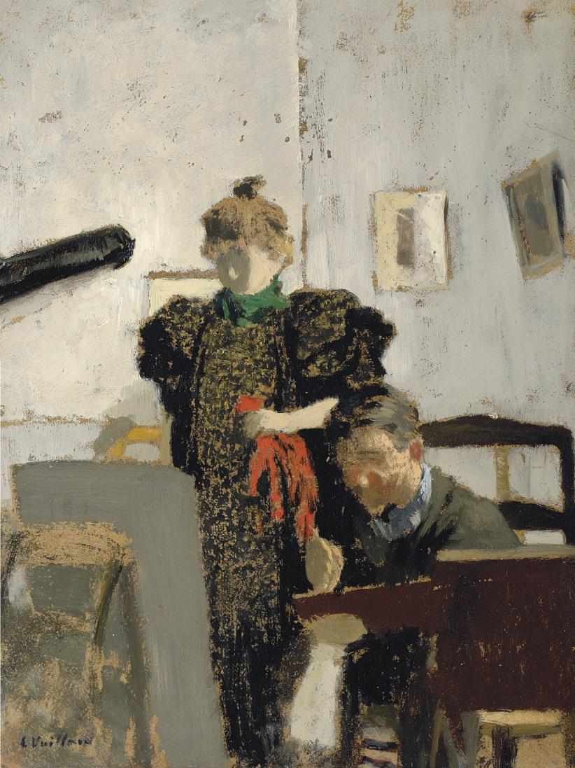 Edouard Vuillard Paintings Edouard Vuillard 1868 1940