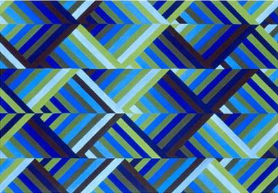 Modulação Luminosa I, 1966 - Eduardo Nery