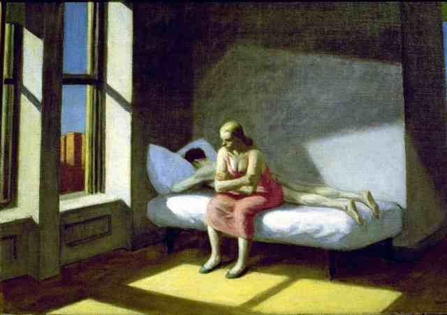 Summer in the City, 1950 - Edward Hopper