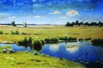 River in Ukraine - Ефим Волков