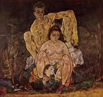 The Family - Эгон Шиле